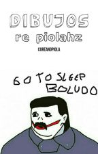 Dibujos re piolahz © by evanpiola