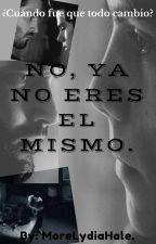 """""""No, ya no eres el mismo"""". (Sterek). by MoreLydiaHale"""