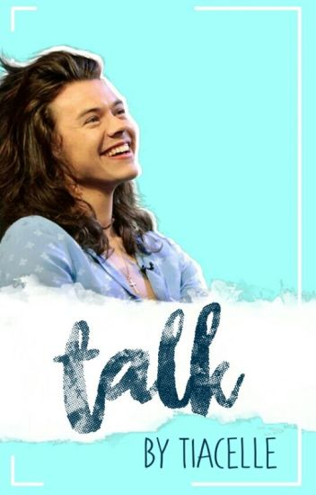 TALK • HARRY STYLES •