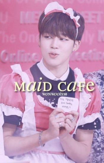 maid café >> jikook