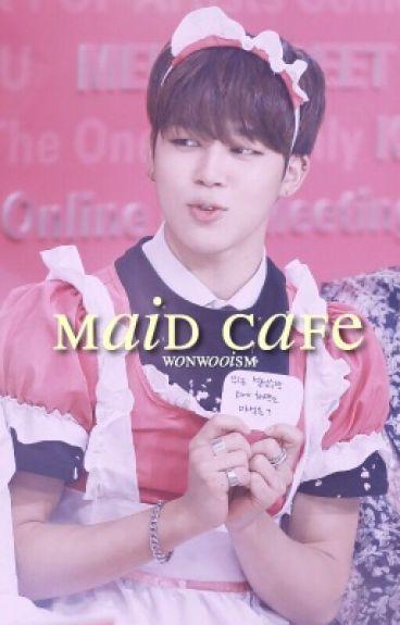 maid cafe >> jikook