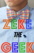 Zeke the Geek by KalyaniSubbiah