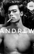 Andrew [Terminada, Corrigiendo] by Albamargo