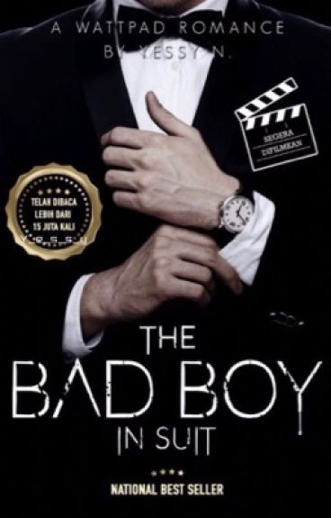 The BAD BOY In Suit (PROSES PENERBITAN)