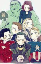 Zeptejte se na co chcete! (Avengers) by _Wynri_