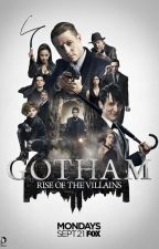 Gotham Imagines by Calendar_Man