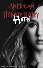 American Horror Story; Hotel by SladkyMarsmelow