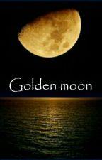 Golden Moon by Makadafa
