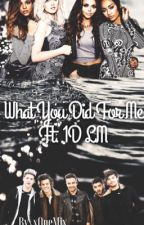 What You Did For Me Ft. 1D LM by xonemix