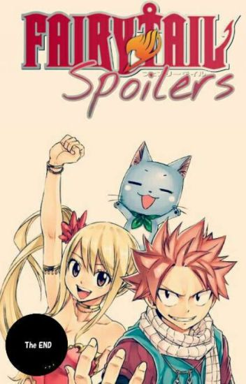 Spoilers De Fairy Tail
