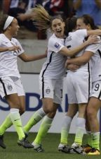USWNT Groupchat by camryn513