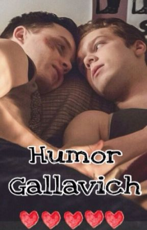 Humor Gallavich  by lillytimelow