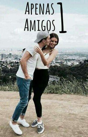 """Apenas """"Amigos"""" - Livro 1"""