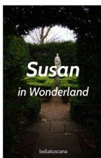 Susan in Wonderland by bellatuscana