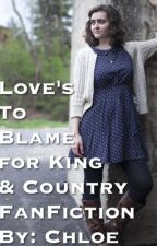 Love's To Blame (fK&C FanFiction) (COMPLETED!) by iamchloels
