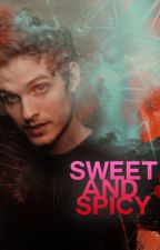sweet and spicy 》isaac lahey by lilaclahey