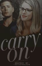 CARRY ON ⛰ ARROW & SPN by -voidwinchester