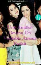 Une Amitier Devenu Un Veritable Amour Parfait √Terminer√ by CamRenNominah