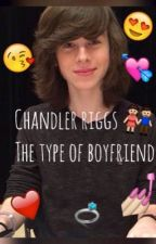 «Chandler Riggs» The type of boyfriend  by 88crazymofo88