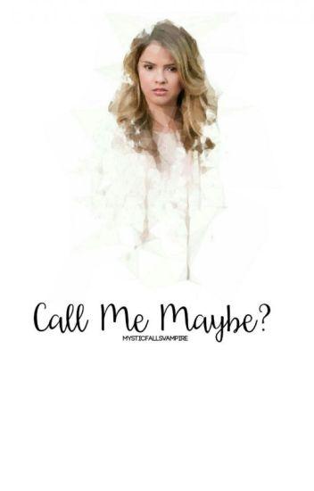 Call Me Maybe ? - Joseph Morgan