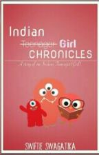 Indian Girl Chronicles by BlindingColours_