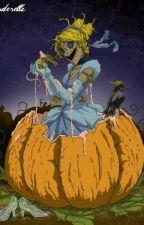 Black Hearted Cinderella [KH/FF] by DizzyFromSpinning