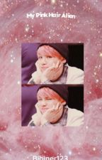 My Pink Hair Alien [Suga Ambw] by bjoiner123
