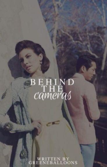 Behind the Cameras | {GLEGGIE ONE-SHOTS}