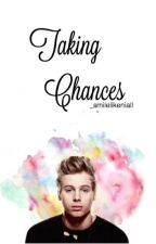 taking chances || l.h. by glowingspace