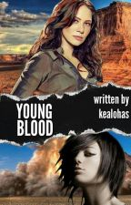Young Blood- Out of the Shadows II (lesbian stories) by kealohas