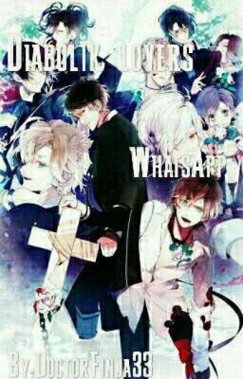 Diabolik lovers Whatsapp ♥-♥