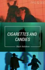 Cigarettes and candies. [ PPG&RRB ] by VictoriaFujoshi10