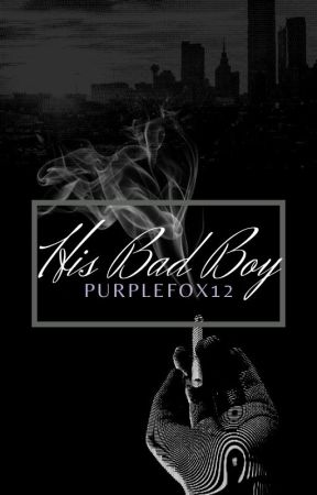 His Bad Boy (Mafia MxM) by purplefox12