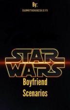 Star Wars Boyfriend Scenarios by SupernovaCold79