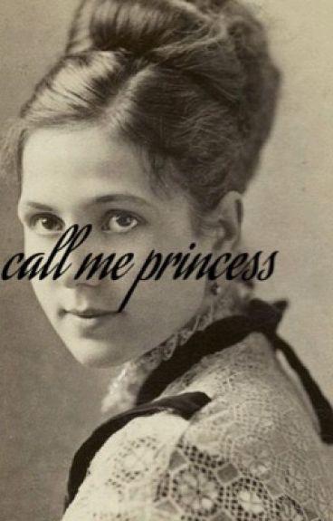 Call Me Princess || Namjin Smut