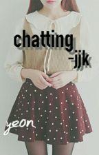Chatting -jjk by HxazYn