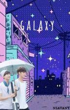 galaxy | w.j. + m.k. (meanie) by nsavant
