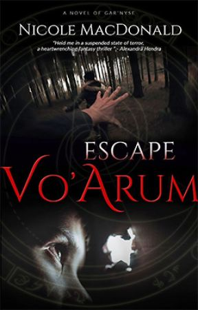 Escape Vo'Arum by DamselinaDirtyDress