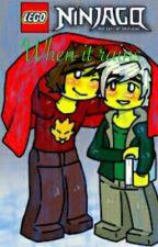 When It Rains (Greenflame) by ninjagogirl2005