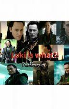 Loki is what?! (LokiXreader one shot!) by ducklovers21