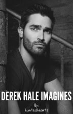 Derek Hale Imagines (derek x reader)  by huntedhearts