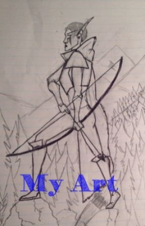 My Art Book Arthas Menethil Lich King Wattpad