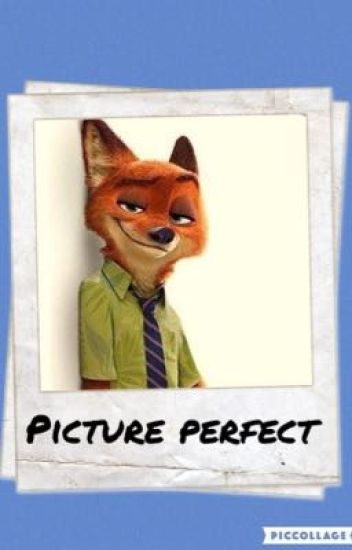 Picture perfect ( Nick Wilde x OC) #wattys2016