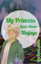 Ninjago Green Love (Lloyd x Reader) by WolfFang02