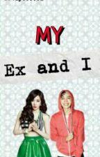 My Ex And I by artdyeeeeel