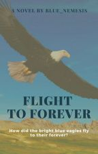 The Bright Blue Eagles' Flight To Forever by blue_nemesis