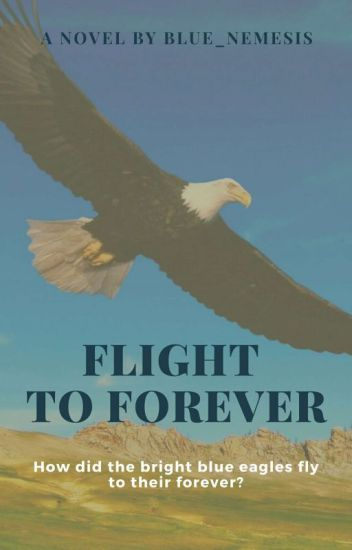 The Bright Blue Eagles' Flight To Forever