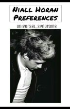 Niall Horan Preferences by Universal_Syndrome