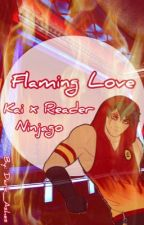 Ninjago Red Love (Kai x Reader) by WolfFang02