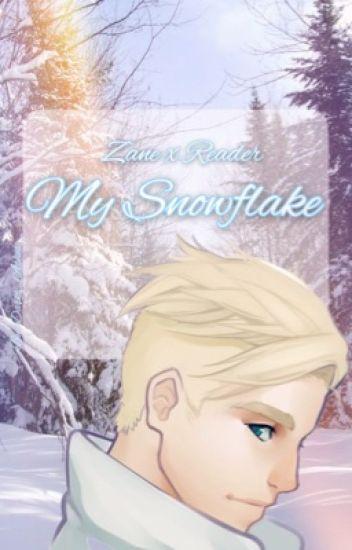 Ninjago My Snowflake (Zane x Reader)